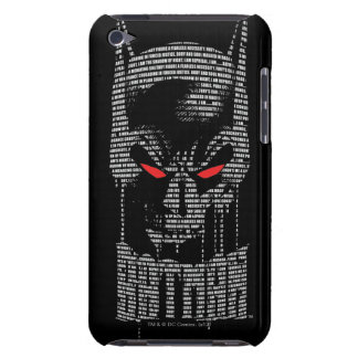 Batman With Mantra iPod Touch Covers