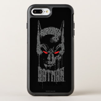 Batman With Mantra OtterBox Symmetry iPhone 8 Plus/7 Plus Case