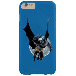 Batman with Moon Barely There iPhone 6 Plus Case