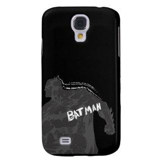 Batman - Wordy Galaxy S4 Case