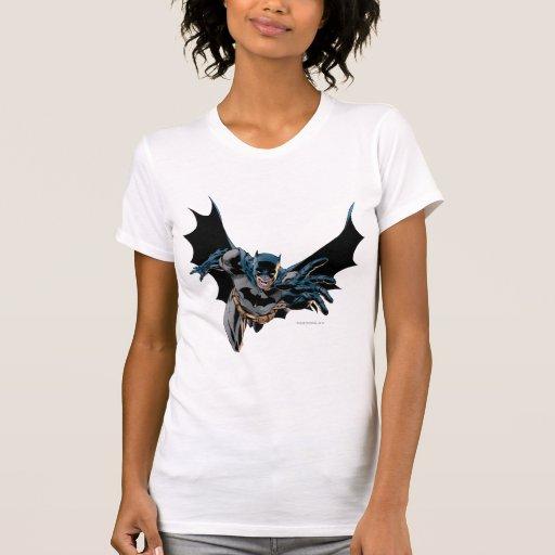 Batman yells and lunges tshirt