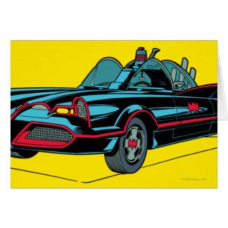 Batmobile Card