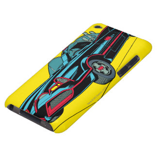 Batmobile iPod Touch Covers
