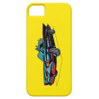 Batmobile Case For The iPhone 5