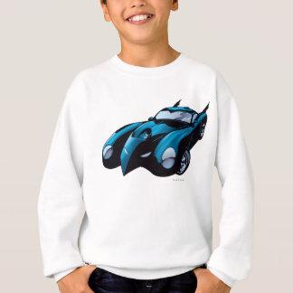 Batmobile Front Sweatshirt