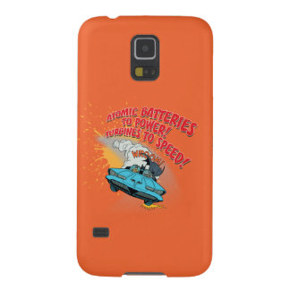 Batmobile Graphic Galaxy S5 Cover