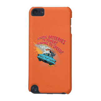 Batmobile Graphic iPod Touch 5G Case