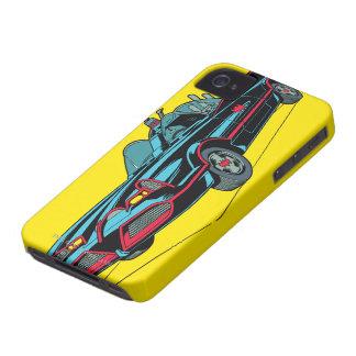 Batmobile iPhone 4 Case-Mate Cases