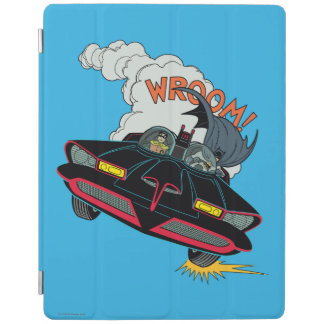Batmobile Wroom! 2 iPad Cover