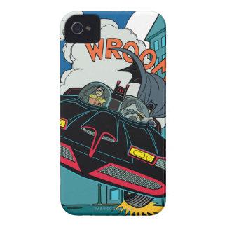 Batmobile Wroom! iPhone 4 Case-Mate Case