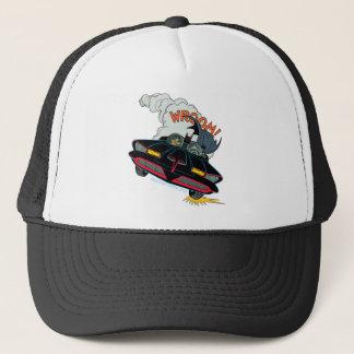 Batmobile Wroom! Trucker Hat