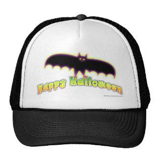 Bats 4 Halloween Art Cap