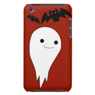 Bats And Ghost iPod Touch Case