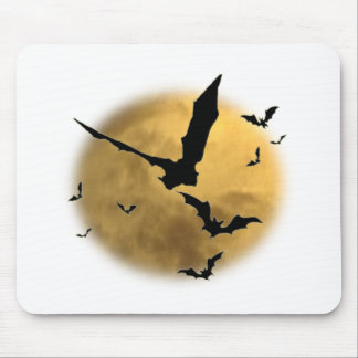 Bats in the Evening Mouse Mat