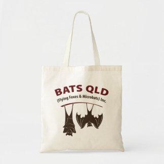 Bats QLD Budget Tote Bag