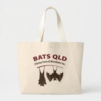 Bats QLD Jumbo Tote Bag