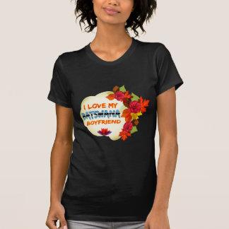 Batswana Boyfriend Design Shirt