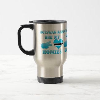 Batswanians are my Homies Mug