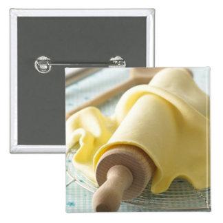 Batter for tart 15 cm square badge
