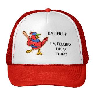 BATTER UP CAP