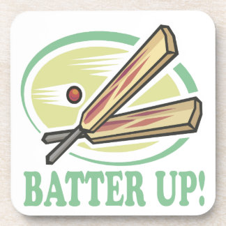 Batter Up Coasters