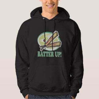 Batter Up Hooded Sweatshirts