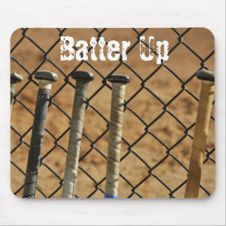 Batter Up Mouse Pad