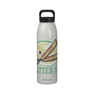 Batter Up Water Bottle