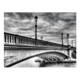 Battersea Bridge London Postcard