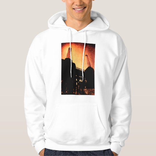 Battersea power station hoodie