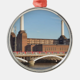 Battersea Power Station London Christmas Ornament
