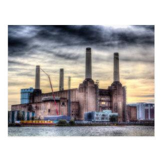 Battersea Power-Station London Postcard