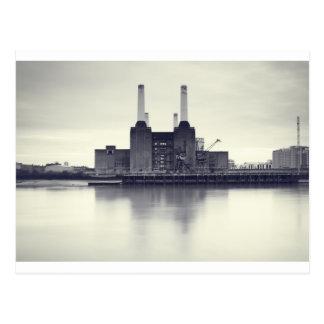Battersea Power Station, London Postcard