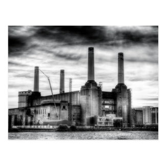 Battersea Power-Station London Postcard