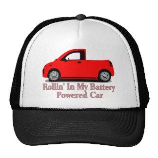 Battery Car Trucker Hat