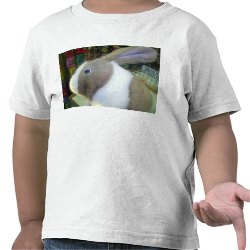 Battery Operated Bunny Toy Tshirts