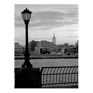 Battery Park City II Postcard
