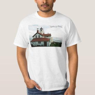 Battery Pt. Lighthouse T-Shirt