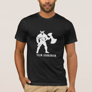 Battle Axe Barbarian T-Shirt