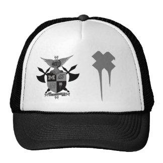 battle axe warriors, drippy x cap