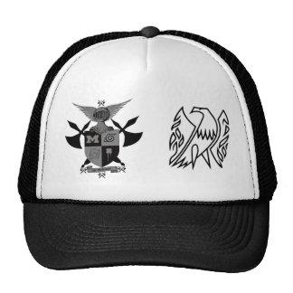 battle axe warriors, firebird cap