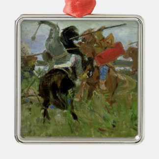 Battle between the Scythians and the Christmas Ornament