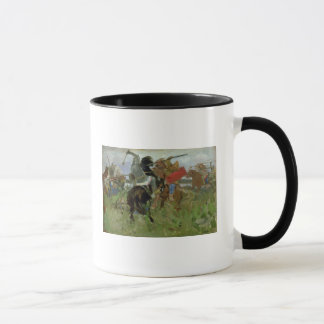 Battle between the Scythians and the Mug