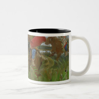 Battle between the Scythians and the Two-Tone Coffee Mug