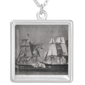 Battle between United States and the Silver Plated Necklace