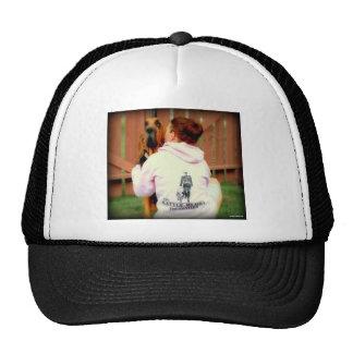 Battle Buddy and PTSD Awareness Mesh Hat