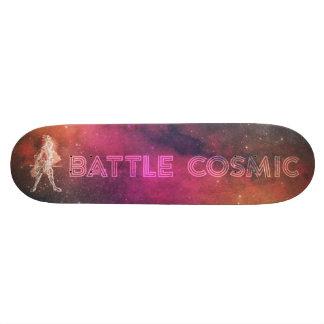 Battle Cosmic Custom Skateboard