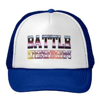 Battle Design Cap