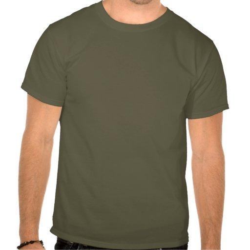 Battle Fatigue Green Scots Guards T-shirt