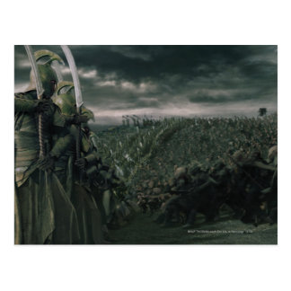 Battle for Middle Earth Postcard